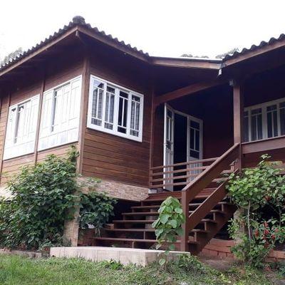 Chácara com casa para venda na região rural de Camboriú