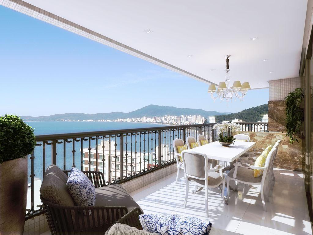 Apartamento alto padrão a venda no Edifício Invictus em Itapema