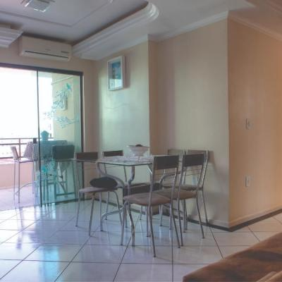 Apartamento a venda no Edificio Asa Delta todo mobiliado em Balneário Camboriú