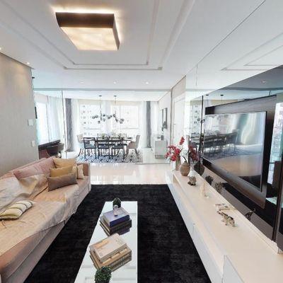 Apartamento no Edifício Dolce Vitta todo mobiliado a venda em Balneário Camboriú