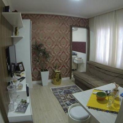 Lindo imóvel com 1 dormitório mobiliado em Balneário Camboriú