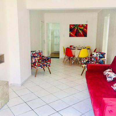 Apartamento para venda quadra mar em região central de Balneário Camboriú