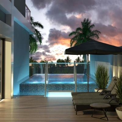 Apartamento na planta a venda na Praia Brava em Itajaí