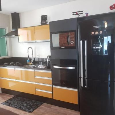 Apartamento mobiliado a venda no Eredità Residence localizado no centro de Balneário Camboriú