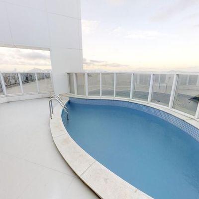 Cobertura duplex com 6 suítes no Edifício Ibiza Towers em Balneário Camboriú
