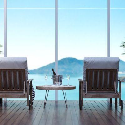 Apartamento a venda no Edifício Skyline Tower com Vista Mar Definitiva em Balneário Camboriú