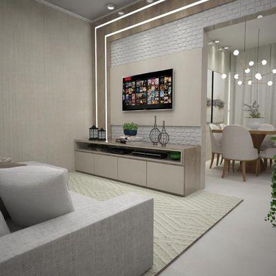Apartamento na planta com 2 suítes a venda em Balneário Camboriú