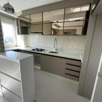 Apartamento 2 dormitórios Residencial Por do Sol em Camboriú
