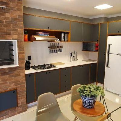 Apartamento Diferenciado Residencial Garden Village em Balneário Camboriú