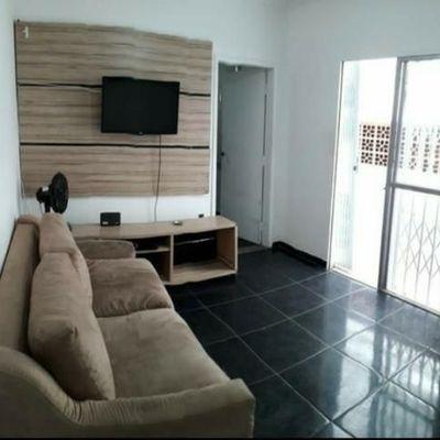 Para venda e locação diária, apartamento em rua reta ao mar todo mobiliado em Balneário Camboriú