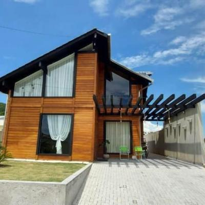 Casa Condomínio Acqua Di Zimbros 4 Dormitórios Bombinhas