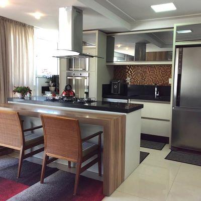 Lindo apartamento pronto para morar a venda no centro de Balneário Camboriú