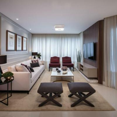 Apartamento na planta Empreendimento New york no centro de Balneário Camboriú