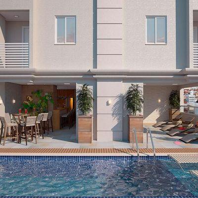 Apartamento Diferenciado Edifício Costa Amalfitana Residence a venda em Balneário Camboriú