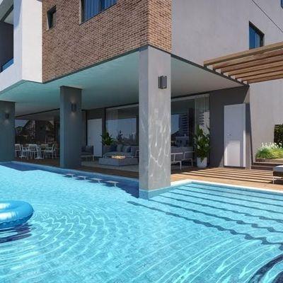 Apartamento na planta ótima opção de investimento na Praia Brava em Itajaí