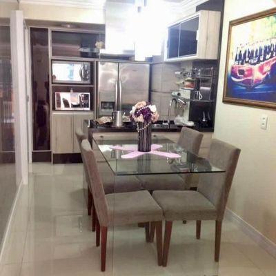 Apartamento mobiliado a venda com 2 dormitórios em Camboriú