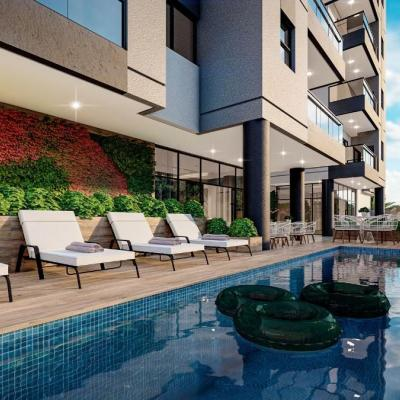 Apartamento Diferenciado na Planta no Bairro da Barra em Balneário Camboriú