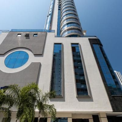 Sala Comercial no Blue Ocean Residence a venda em Balneário Camboriú