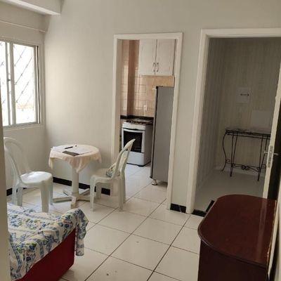 Excelente apartamento no Térreo com 1 quarto na Barra Sul em Balneário Camboriú