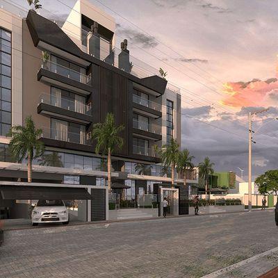 Apartamento na planta Edifício Brava Center a venda na Praia Brava em Itajaí