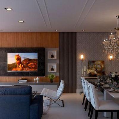 Apartamento Duplex a venda no Residencial Collina di Roma no centro de Balneário Camboriú