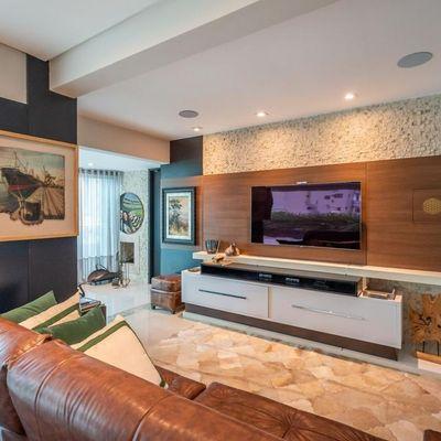 Apartamento Diferenciado 3 Dormitórios Edifício Montparnasse Centro em Balneário Camboriú