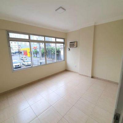 Apartamento 2 Dormitórios Edifício Jardim no centro de Balneário Camboriú