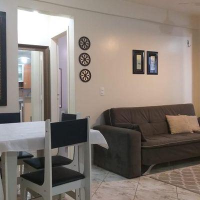 Apartamento Mobiliado Locação Anual no centro de Balneário Camboriú
