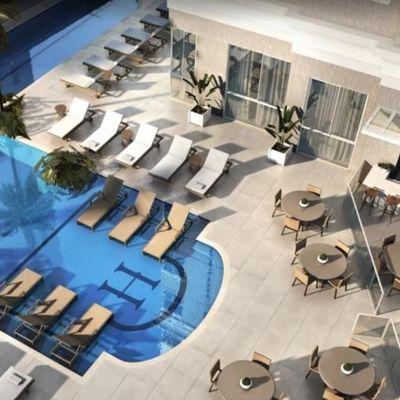 Apartamento de Luxo no Centro de Balneário Camboriú