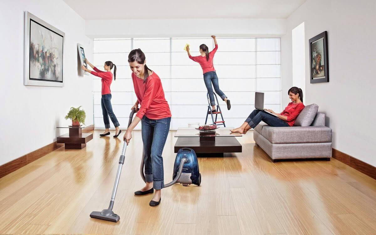 7 lugares que você pode estar esquecendo de limpar