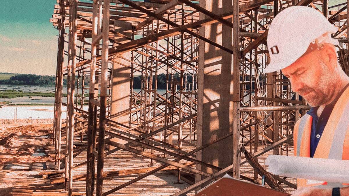 A importância do escoramento nas obras da construção civil