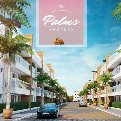 Palms Recreio Style Residences