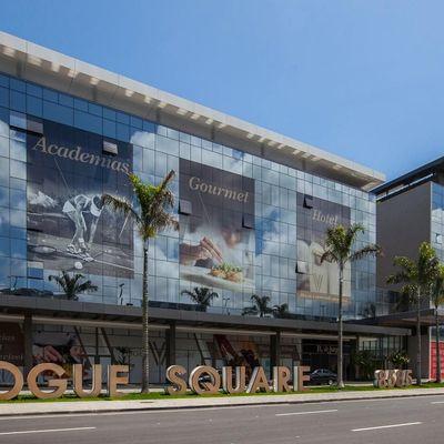 Vogue Square - Lojas e Salas Comerciais - Barra da Tijuca