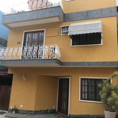 Casa Condomínio Fechado - Freguesia JPA