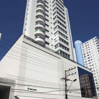 Garagem Balneário Camboriú Prédio no Centro
