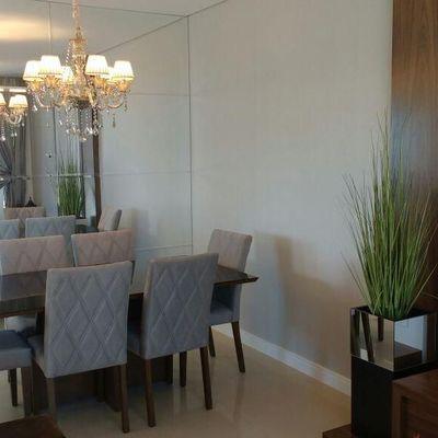 Apartamento mobiliado e decorado - Gênova Residence