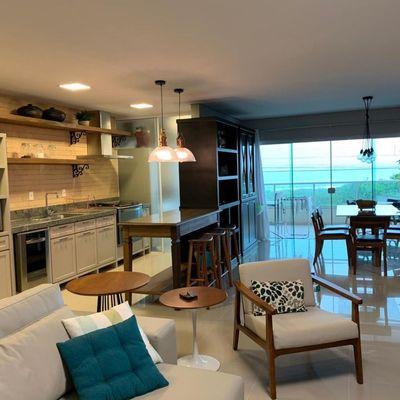 Apartamento de luxo a 30 metros da praia de Mariscal