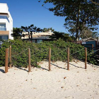 Casa Beira mar em Canto Grande